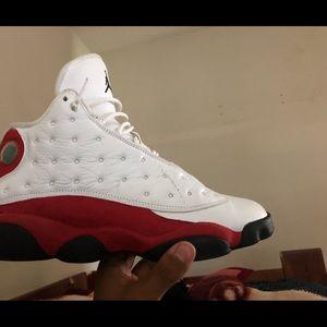 Jordan 13 cherrys